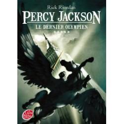 PERCY JACKSON 5, LE DERNIER...