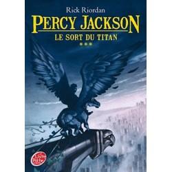 PERCY JACKSON 3, LE SORT DU...