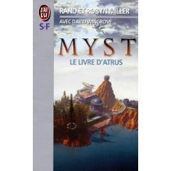 MYST, LE LIVRE D'ATRUS -...