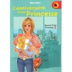 JOURNAL D'UNE PRINCESSE 5,...